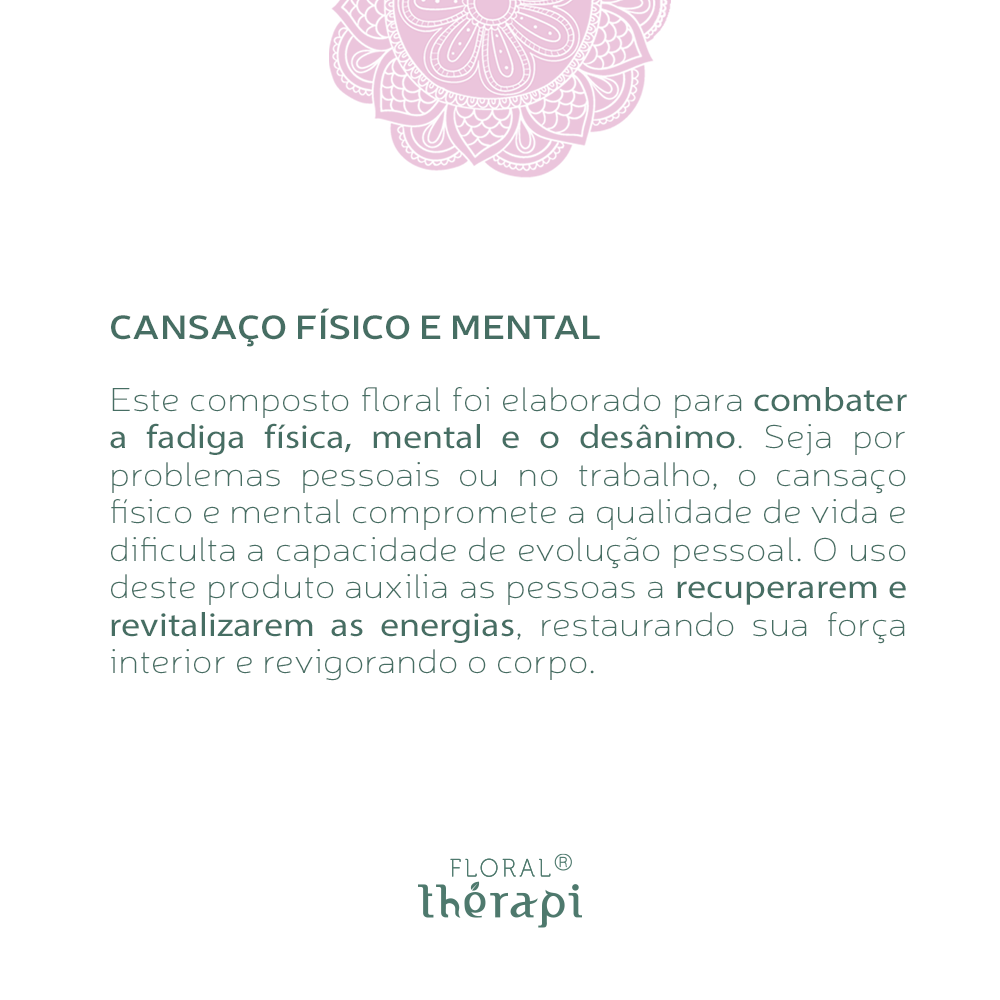 Floral Revigoramil (30ml)