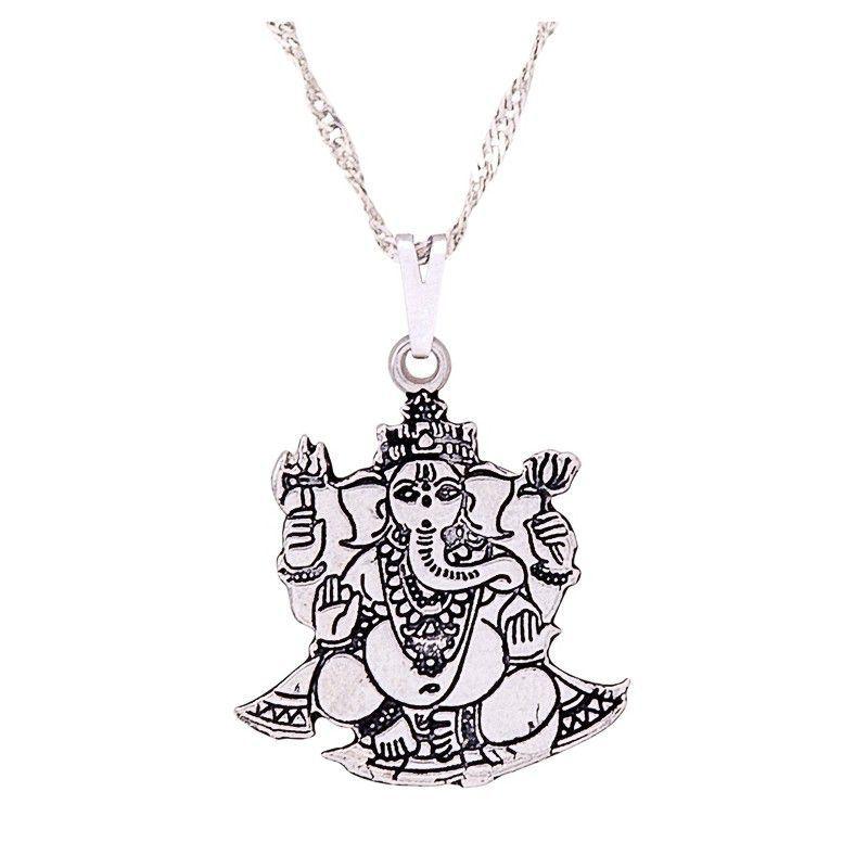 Gargantilha Ganesha (23mm)
