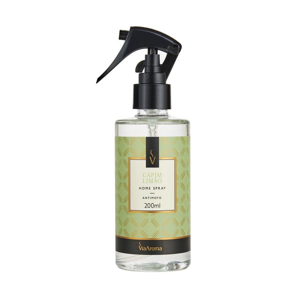 Home Spray Capim Limão (200ml)