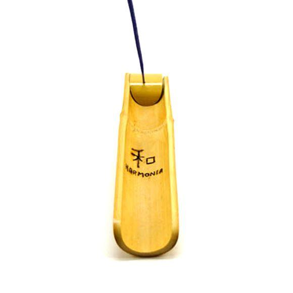 Incensário Artesanal Canaleta em Bambu (Harmonia)