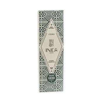 Incenso Artesanal Cedro (Inca Aromas)