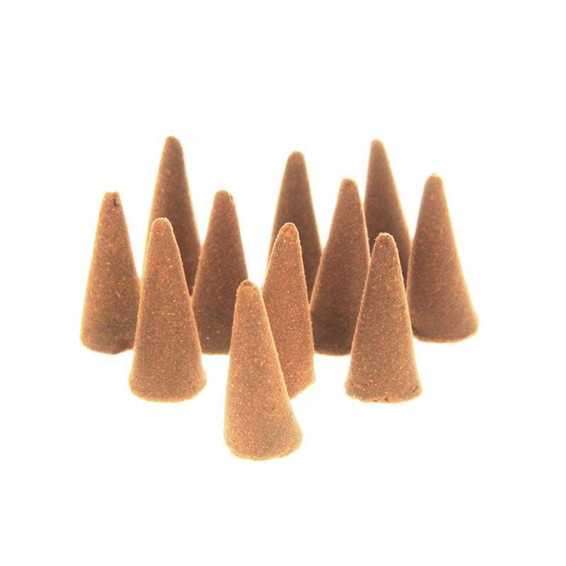 Incenso Cone para Cascata de Fumaça (Baunilha)