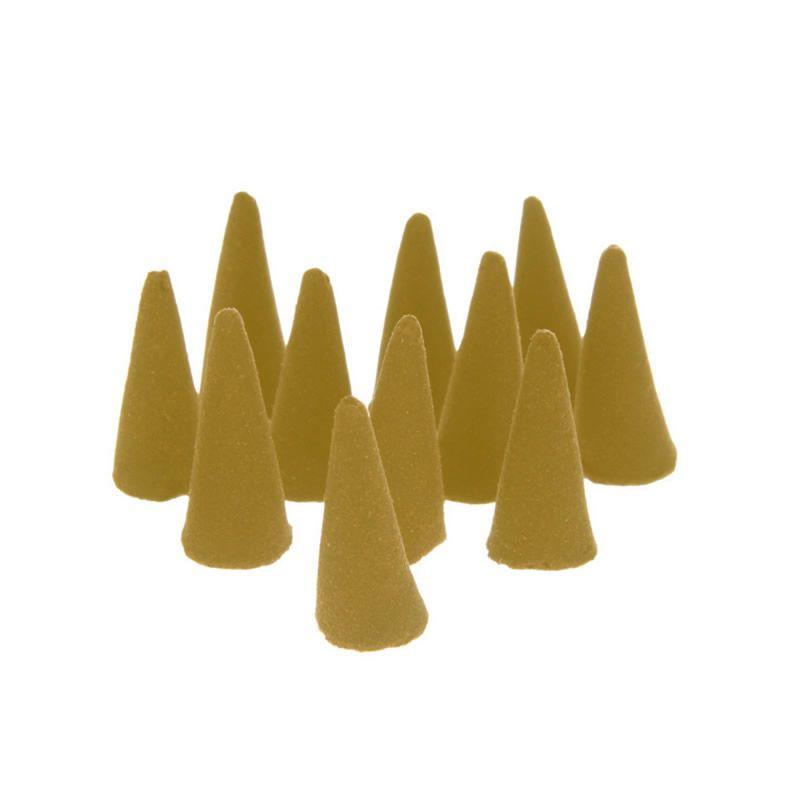 Incenso Cone para Cascata de Fumaça (Hortelã)