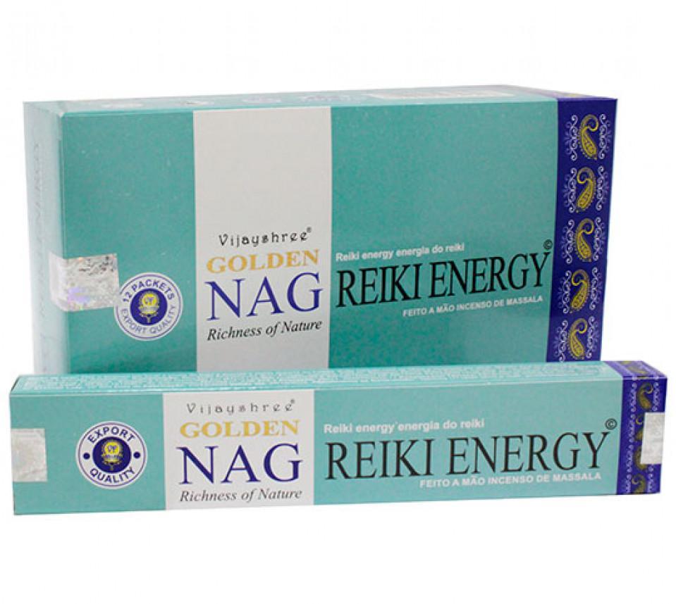 Incenso Indiano de Massala Nag Reiki Energy