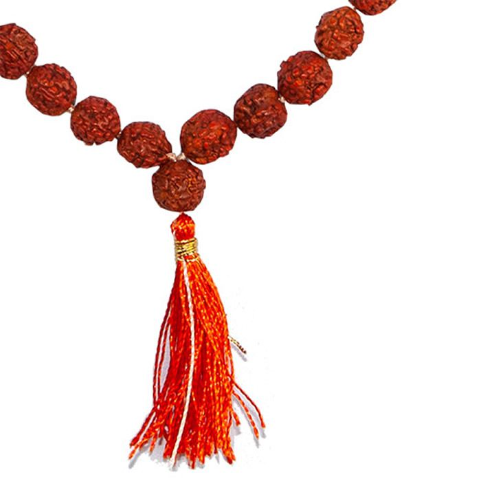 Japamala Rudraksha Pequeno (108 contas)
