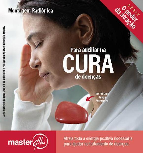 Kit de Montagem Radiônica para Auxiliar na Cura de Doenças