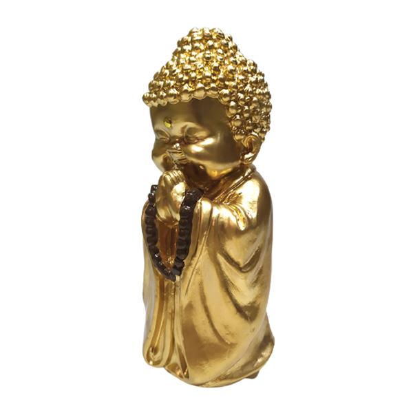 Monge da Gratidão em Pé (17cm)