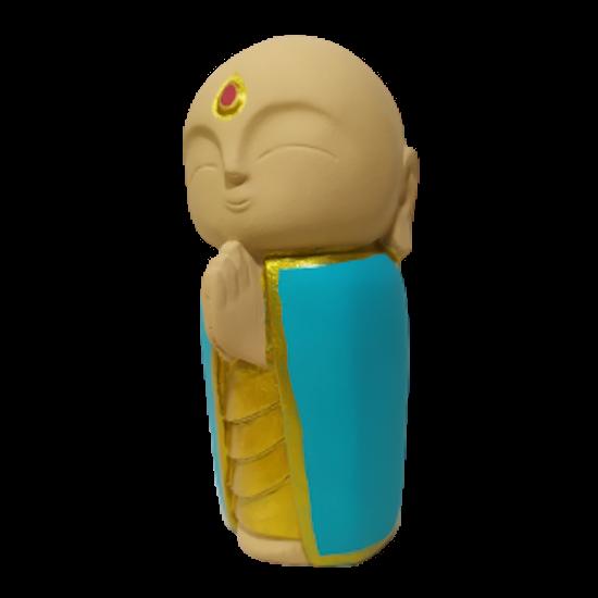 Monge Jizo Guardião das Crianças (11cm)