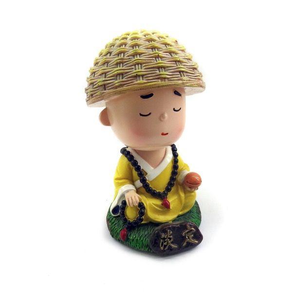 Monginho Meditando Zen (10cm)