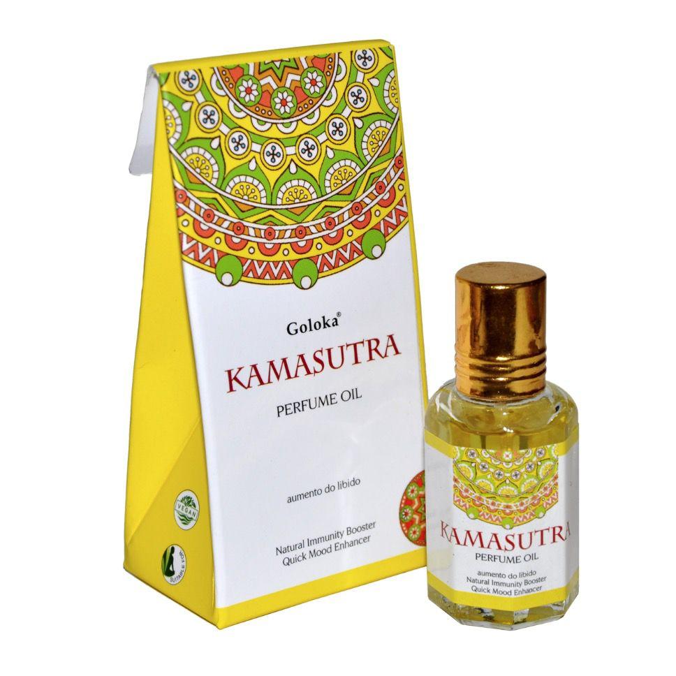 Perfume Indiano Goloka Kamasutra (10ml)