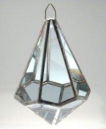 Prisma D'água Diamante (10cm)