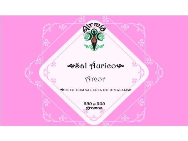 Sal Áurico Amor (350g)