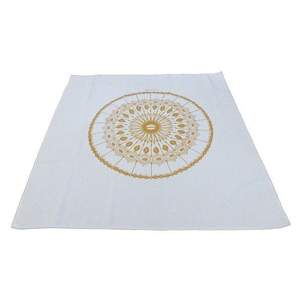 Toalha para Tarô Mandala Afro (70x70cm)