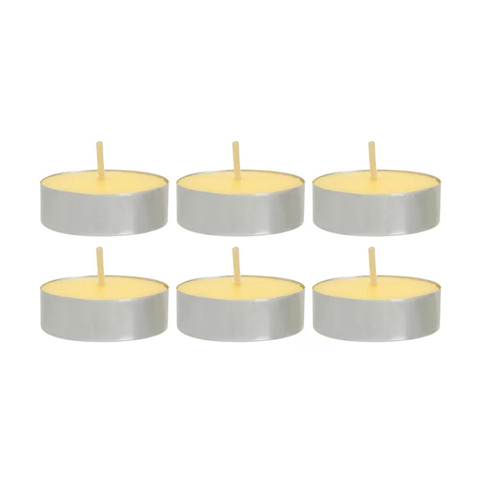 Vela Rechaud com Aroma de Citronela (6 Unidades)