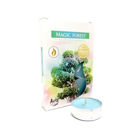 Vela Rechaud Perfumada T'Light (Magic Forest)
