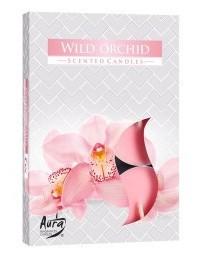 Vela Rechaud Perfumada T'Light (Orquídea Selvagem)