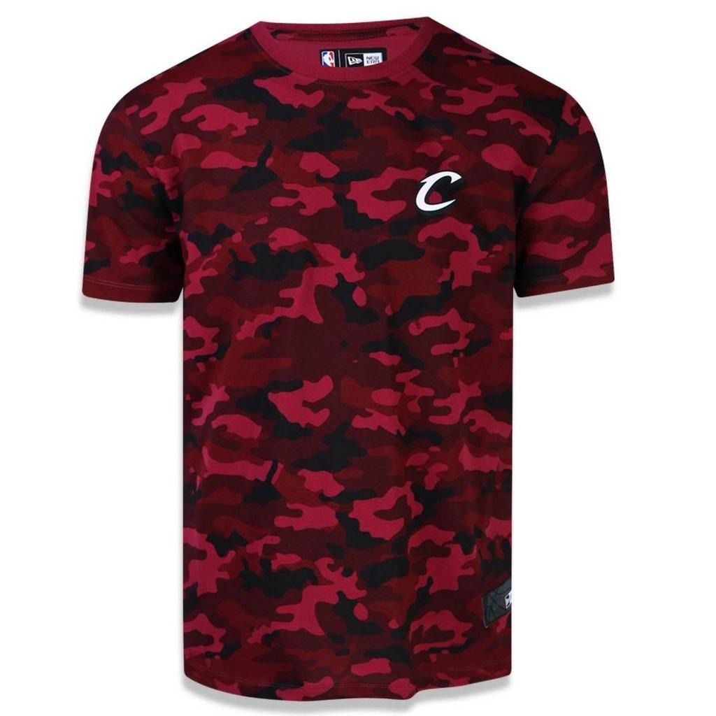 a06835179 CAMISETA CLEVELAND CAVALIERS NBA - LTS Store