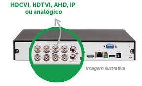 Dvr Multi Hd 08 Ch Mhdx 1108
