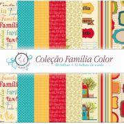 Coleção Família Color