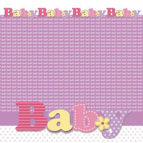 Coleção Bebê Botões Menina
