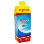 Clarificante Floculante Filtração Piscina Genfloc 1L - Genco