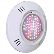 Iluminação Led para Piscina SMD 9W RGB Colorido - Sodramar
