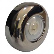 Iluminação Refletor Led Piscina Inox RGB 9W - Tholz