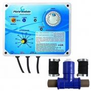 Ionizador Piscina Pure Water Pw 25 - Piscinas Até 25.000 L