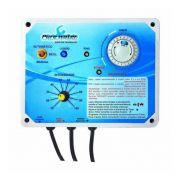 Ionizador Piscina Pure Water Pw 55 - Piscinas Até 55.000 L