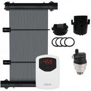 Kit Aquecedor Solar Piscina 22m² ou 30 000 L - CMB Aqua