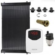 Kit Aquecedor Solar Piscina até 24m² ou 33.000 L