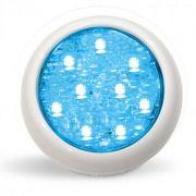 Led para Piscina Mono- 9w - Branco ou Azul