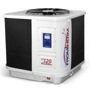 Trocador de Calor Aquecedor Piscina FromTherm FT120 (Degelo à Gas)