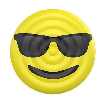 Boia Emoji óculos de sol para Piscinas