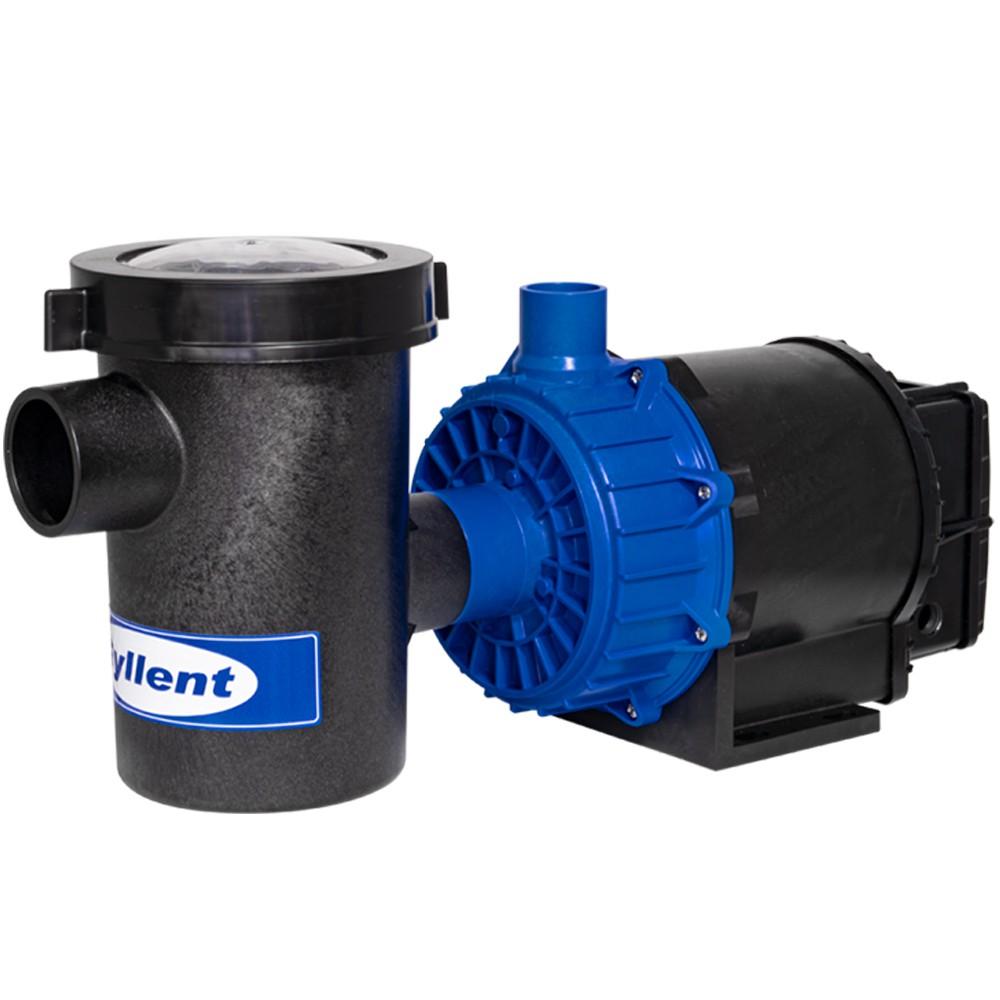 Bomba Piscina c/ pré filtro 1,5CV IP68 - Syllent