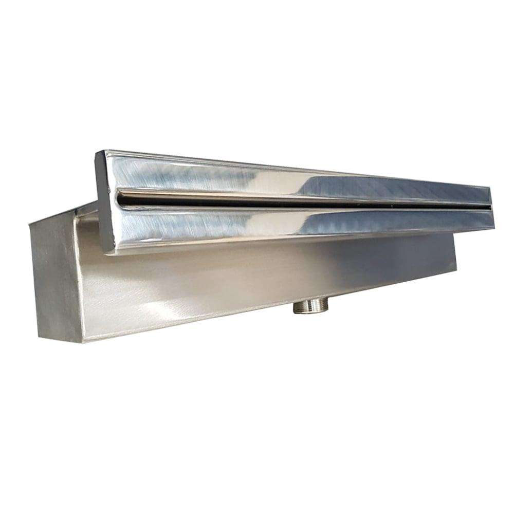 Cascata de Embutir para Piscina em Inox - 40cm - Libra Inox