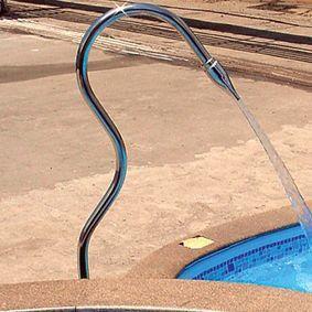 Cascata Piscina Inox Tubular Splash Sodramar