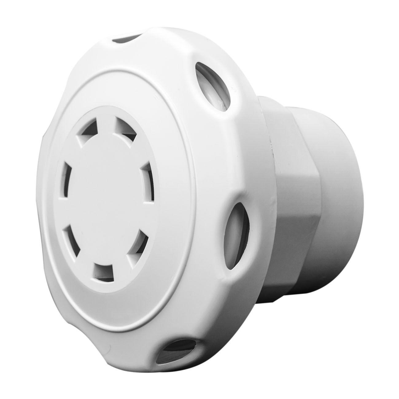 Dispositivo de Sucção ABS 1 1/2'' - Fibra - Brustec
