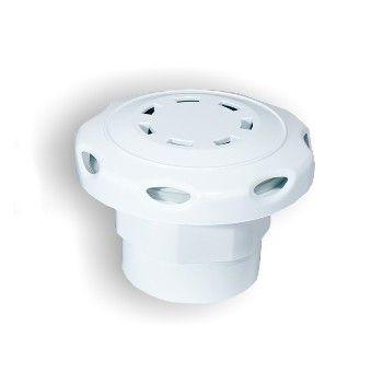 Dispositivo de Sucção ABS 1 1/2'' - Piscina de Fibra