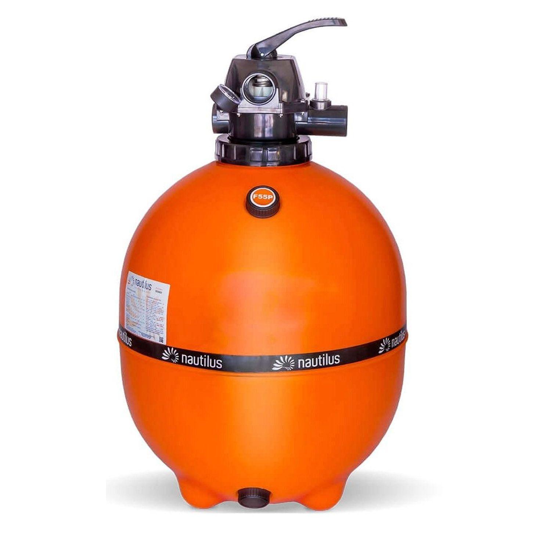 Filtro F550P Nautilus - Piscinas até 76.000 L