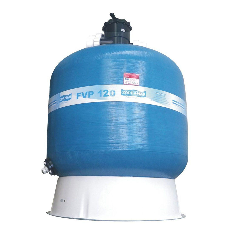 Filtro FVP120 para piscinas de até 451 mil litros