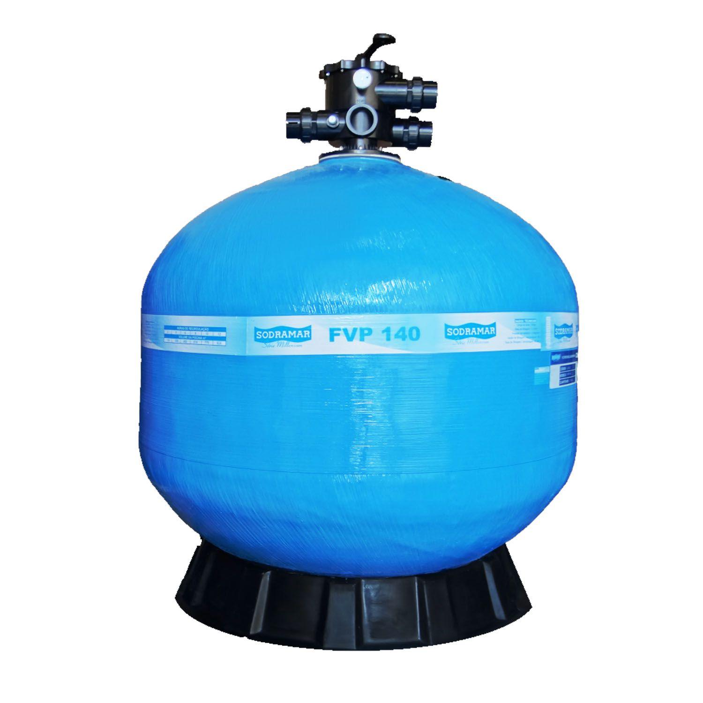 Filtro FVP 140 para até  611 mil litros