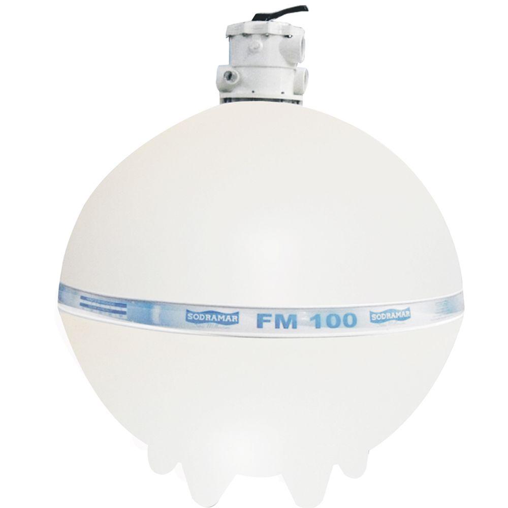 Filtro Piscina FM100 e Motobomba 3CV BMC300 Sodramar - até 312.000 L