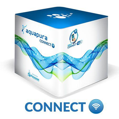 Gerador de Ozônio Panozon - Aquapura Connect WiFi - para Caixas D'Água