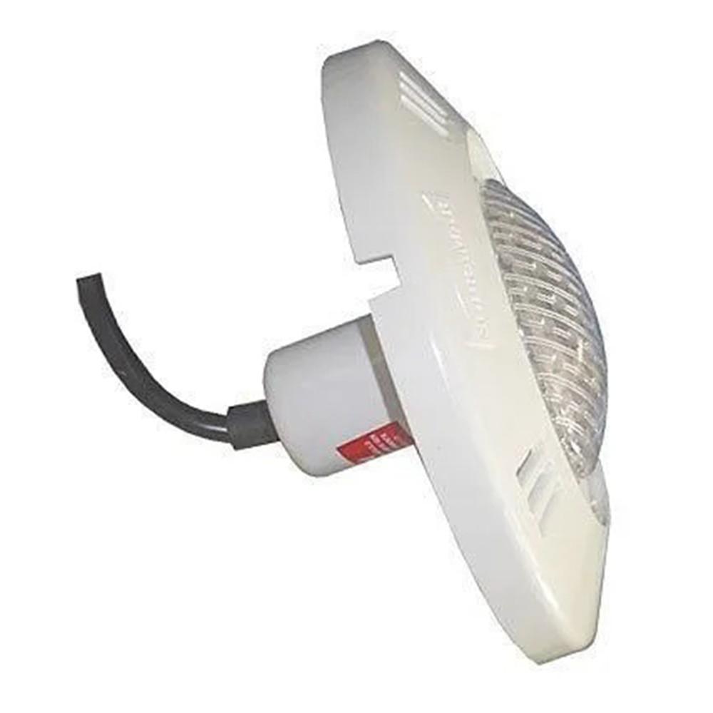 Iluminação Led Piscina SMD 5W RGB + Adaptador com Garras - Sodramar