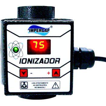 Ionizador Impercap para piscinas de até 50.000 litros