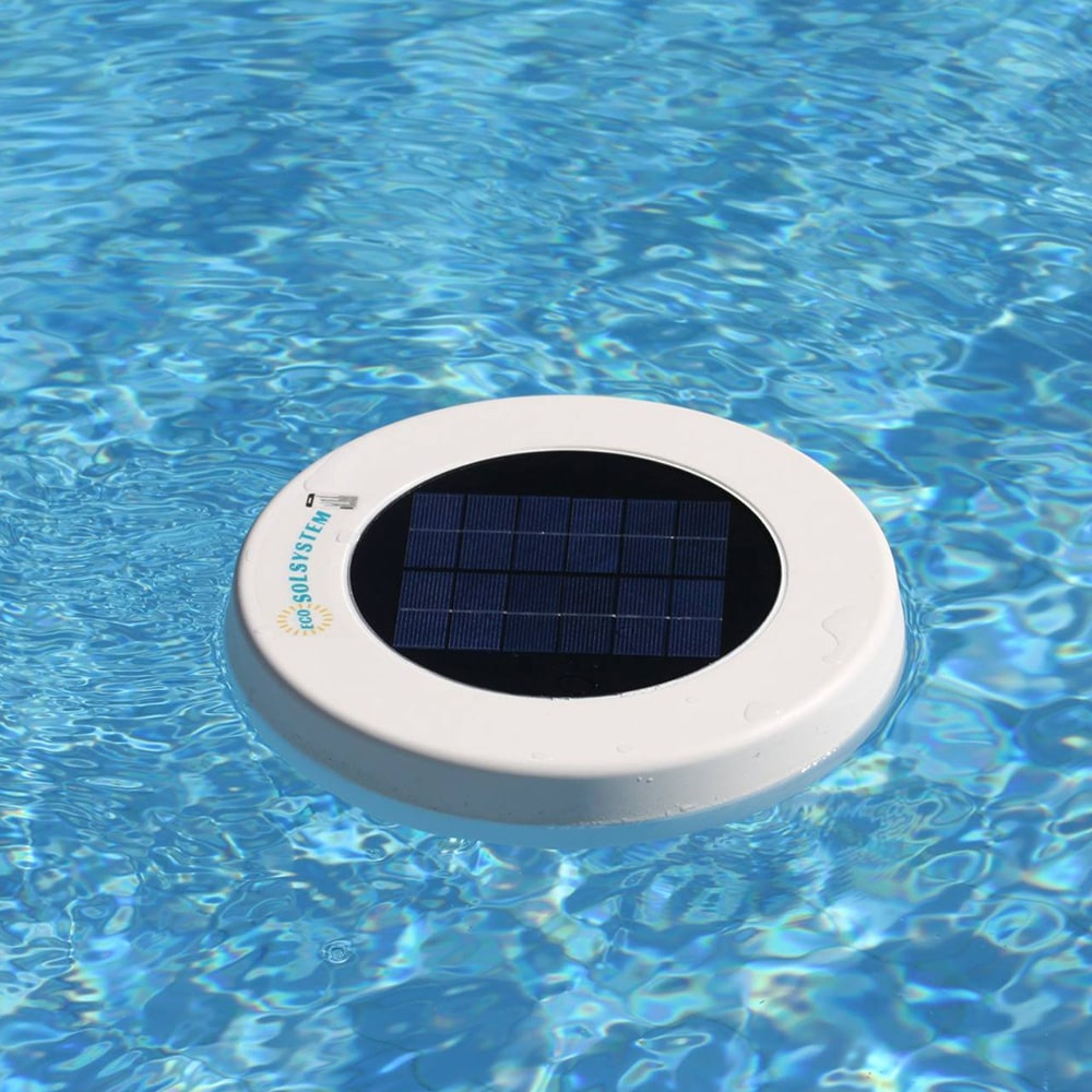 Ionizador para Piscina Solar Eco Solsystem até 120.000 L