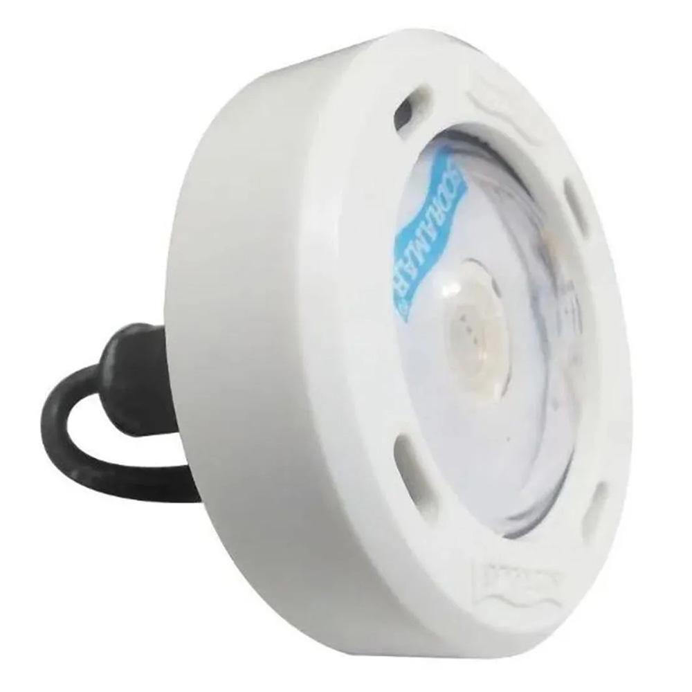 Kit 8 LED Piscina RGB Colorido COB + Central Wifi Sodramar