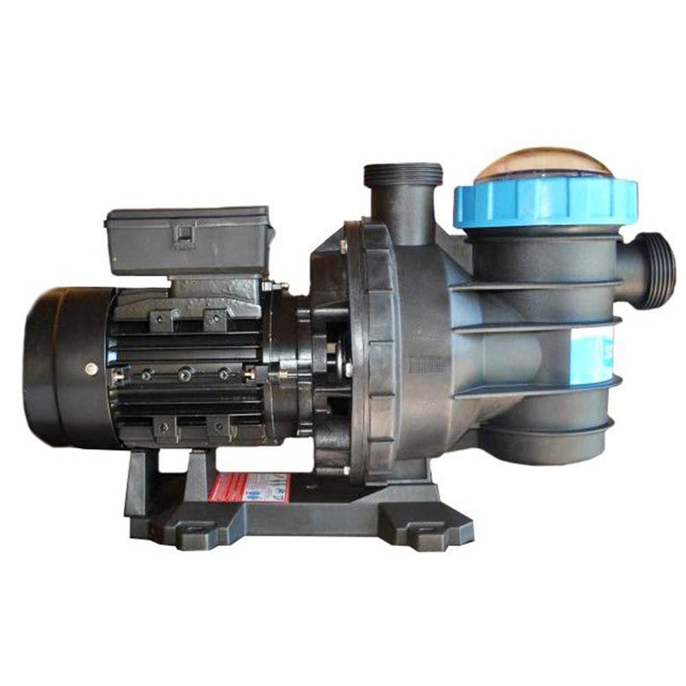 Kit Aquecedor Solar Piscina 40m² + Motor 1/2 CV - CMB Aqua