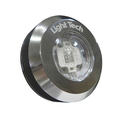 Refletor Piscina Tiny Led Inox RGB 10W - Light Tech